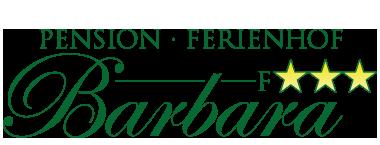Logo der Pension Barbara: Gästezimmer und Ferienwohnung in Mainburg